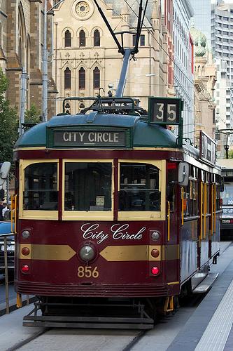 Circle Line, Melbourne