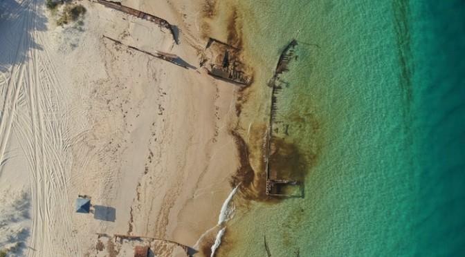 Tangalooma Wrecks (Moreton Island, Brisbane, Queesland, Australia)